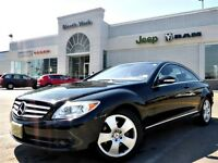 2007 Mercedes-Benz CL550 Coupe Nav Leather Sunroof Xenons H/K Au