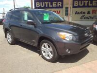 BLACK FRIDAY SUPER SPECIAL-2008 Toyota RAV4 Sport