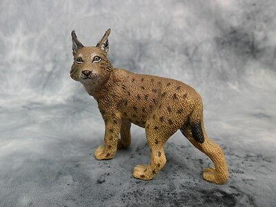 CollectA NIP * Lynx * Exotic Wild Cat Wildlife 88565 Replica Model Toy Figurine
