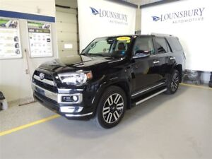 2016 Toyota 4Runner LIMITED  - GET 4 WINTER TIRES WITH PURCHASE!