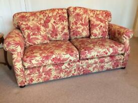 **Reduced Price £125 ono** Comfy 3 Seater Sofa