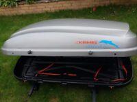 Kamei Delphin 380 Car Roof Box
