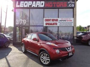 2013 Nissan Juke SL,Camera,Sunroof,Heated Seat*No Accident*