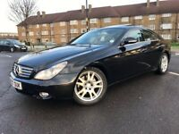 Mercedes Cls320 Cdi Auto 57 Reg 123K Fully Loaded Sat Nav Xenon SunRoof Beautiful Combination 2007