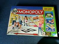 My monoply game