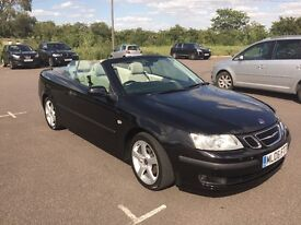 Saab 9-3 2.0 T Cerulean Vector 2 dr Automatic Convertible