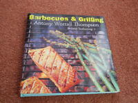 Barbecues & Grilling by Antony Worrall Thompson & Jane Suthering