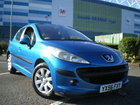 Peugeot 207 1.4 Sport 5dr Hatchback * PART EXCHANGE CLEARENCE *3 MONTHS WARRANTY * 11 MONTHS MOT