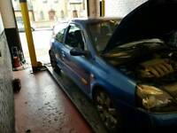 Clio 172 cup breaking spares . Track Car