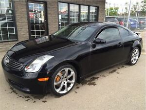 2004 Infiniti G35 LOADED 6 SPD COUPE!