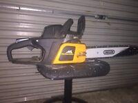 McCulloch MAC 742 43cc chainsaw