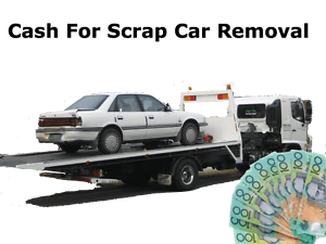 CASH FOR SCRAP CARS UP TO $9999 Homebush Strathfield Area Preview