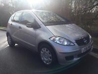 MERCEDES A150 CLASSIC SE FULL MOT IMMACULATE IN AND OUT FIRST TO SEE WILL BUY