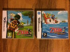 Zelda Nintendo DS games