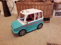 Barbie puppy camper van. In excellent condition. £20