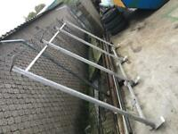 Vivaro/trafic roof rack