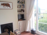 Dartmouth Park/Kentish Town: Attractive, double-bed flat close to Hampstead Heath