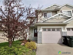 $327,900 - Semi-detached for sale in Sherwood Park