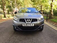 2013 Nissan Qashqai+2 1.5 dCi 360 5dr | Hpi Clear | 7 Seater | Leather Seats | Sat Nav | Low Miles