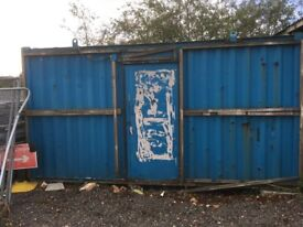 16ft shipping container