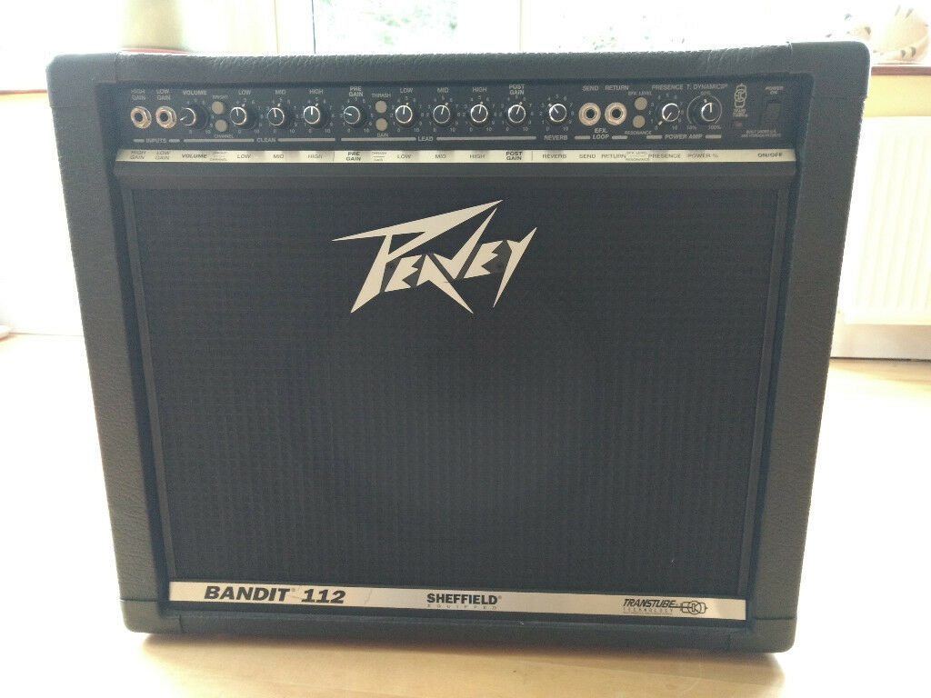 Peavey Bandit 112 Transtube Guitar Amplifier