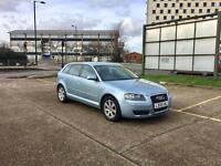 2006 Audi A3 1.6 FSI SE– Blue, 5 Doors, New MOT, Full History