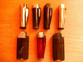 7 x Lighters (Imco)