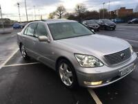 LEXUS LS430 facelift very cheap Quick sale