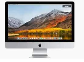 "Apple iMac 21.5"" i7 16gb ram 1tb hard drive."