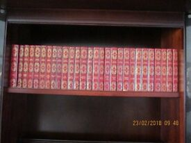 Set of 28 Dennis Wheatley novels