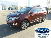 2015 Ford Edge Titanium AWD Demo Special 0% and N/charge winter