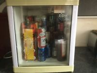 Carlsbeg export drinks Fridge