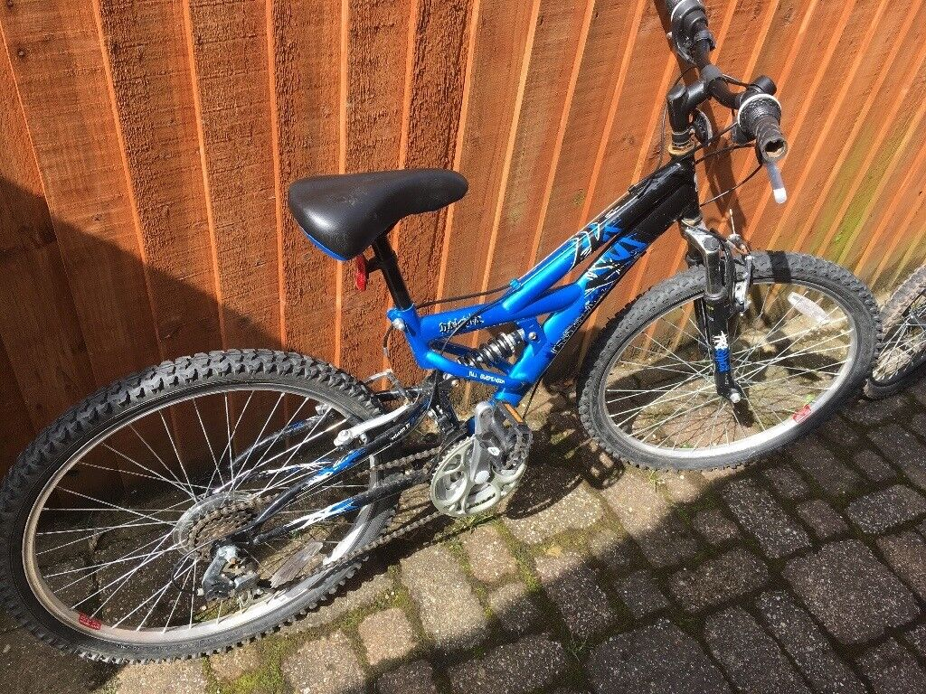 Boys Mountain Bike For Sale 18 Gears 20 Inch Frame Age 11
