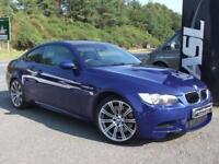 BMW M3 M3 DCT Auto (blue) 2009