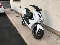 Yamaha aerox YQ50 !!