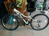 Girl bike vivid apollo shimano equipped
