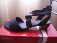 Ladies Marco Tozzi sandals size 7 new £10