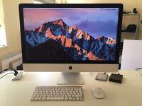 iMac 27inch (late 2013), 3.2QC/GT755M, MEMORY 16GB 1600MHz, 1TB Fusion Drive