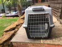 Travel Dog crate (ferplast50)