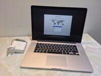 """Apple MacBook Pro Retina Mid-2015 15.4"""" 1TB SSD 2.5GHz i7 Quad Core R9 M370X"""