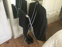 VALET STAND FOR CLOTHES ETC.