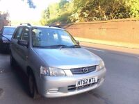 mazda demio, 1.3 petrol, 2003, new mot, good condition