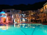 Holiday to Sidari ,Greece for 2 people with thomas cook. 11 nights bed and breakfast!