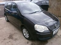 2006 VOLKSWAGEN POLO 1.4 SE 5DOOR, NEW TIMING BELT, WATER PUMP. SERVICE HISTORY, HPI CLEAR, NICE CAR