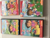 Dora the Explorer DVD's