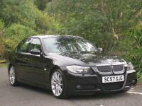 2008 BMW E90 330i M SPORT 6-Spd MANUAL **1/P Owner - FSH - Full MOT**