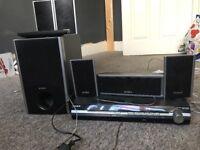 Sony DAV D260 surround sound system