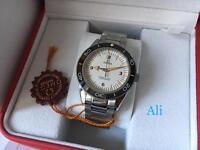 Swiss Omega SeaMaster Automatic Watch