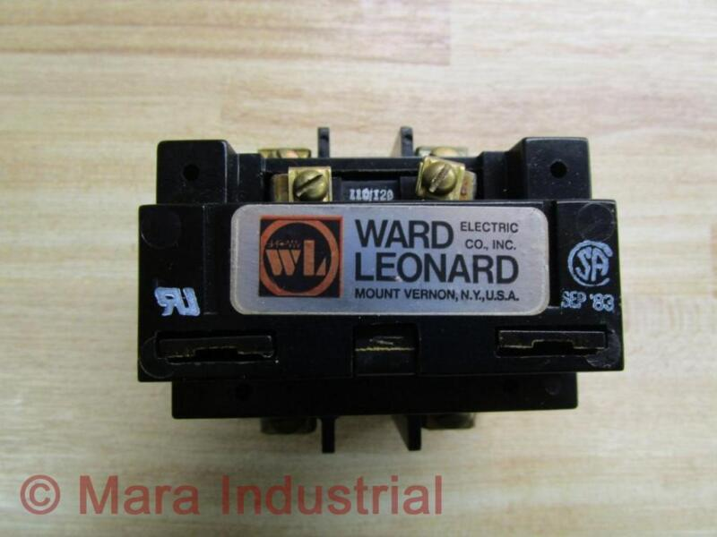 Ward Leonard 7001-7030-11 Contactor  7001703011