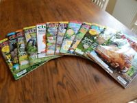Past Copies of Chicken Magazines for the Enthusiast